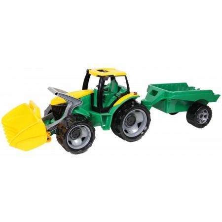 Tractor cu cupa si remorca Gigant Lena 110cm