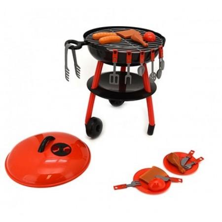 Set pentru copii Gratar BBQ cu 30 de accesorii GLOBO WTOY