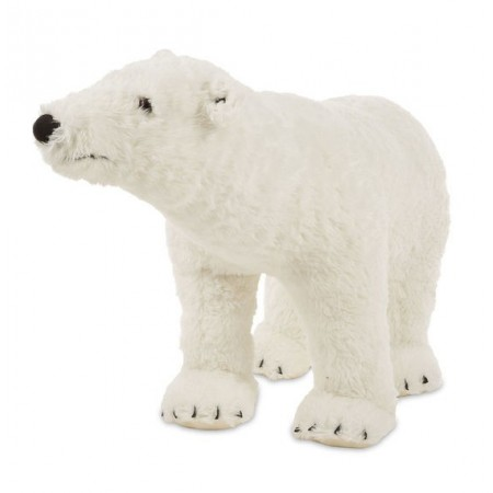Urs Polar gigant din plus - Melissa and Doug