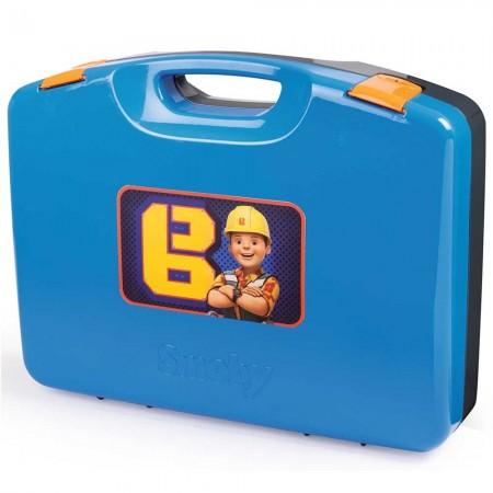 Masa de lucru pliabila Smoby Bob Constructorul