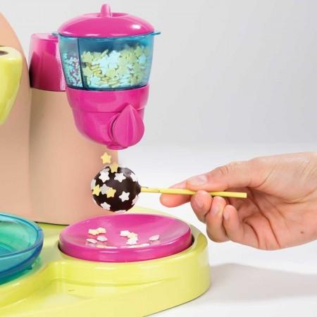 Jucarie Smoby Aparat pentru preparare prajituri Chef cu accesorii
