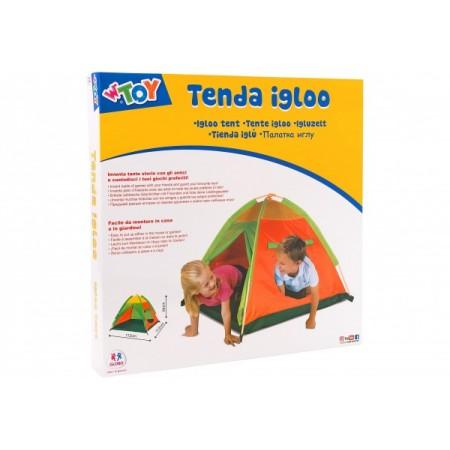 Cort de joaca Globo pentru copii pentru interior sau exterior forma Iglu