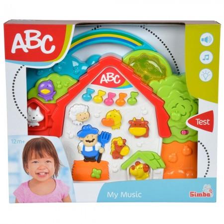 Tablita cu activitati Simba ABC Ferma