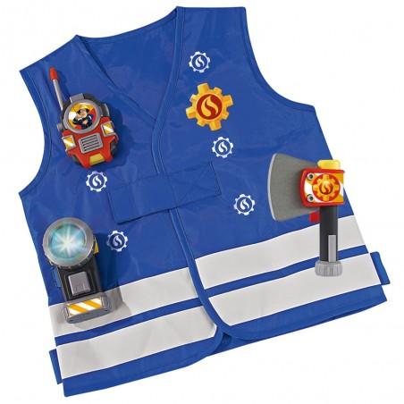Costum pompieri Simba Fireman Sam