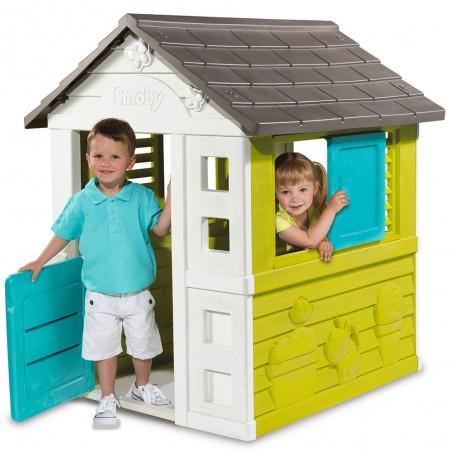 Casuta pentru copii Smoby Pretty Playhouse