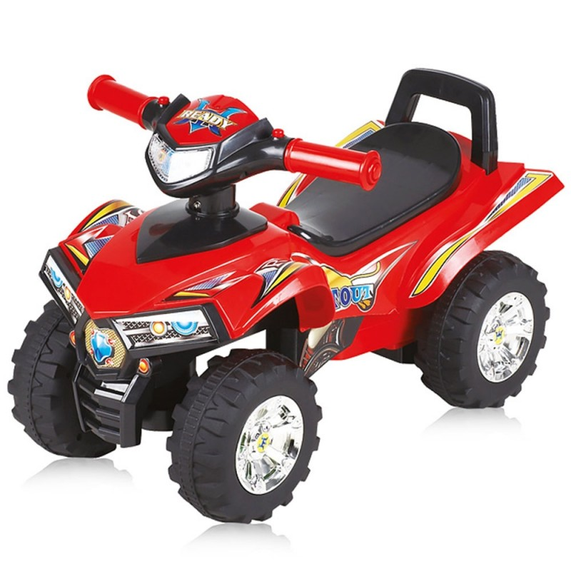 Masinuta Chipolino ATV red