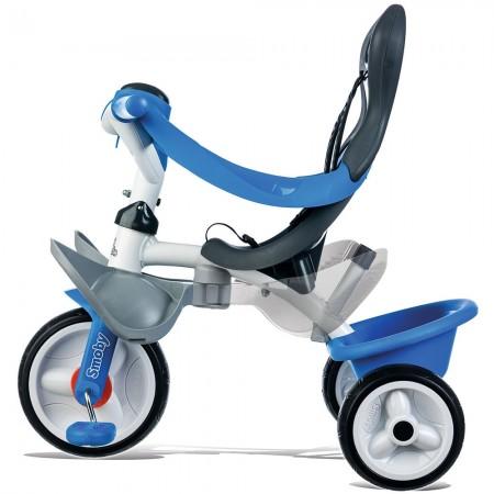 Tricicleta Smoby Baby Balade blue