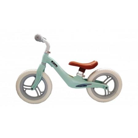 Bicicleta fara pedale 12 inch Bleu foarte usoara 2kg inaltime reglabila roti EVA cadru magneziu