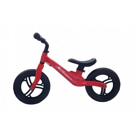 Bicicleta fara pedale 12 inch Rosie foarte usoara 2kg inaltime reglabila roti EVA cadru magneziu