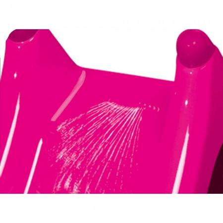 Tobogan Smoby XS green pink