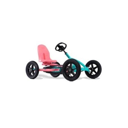 Kart copii cu pedale, scaun reglabil, Berg Buddy, LUA