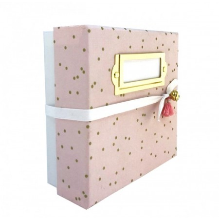 Kit special mulaj amprenta bebelus My Magic Footprint Frida din spuma pentru fetite