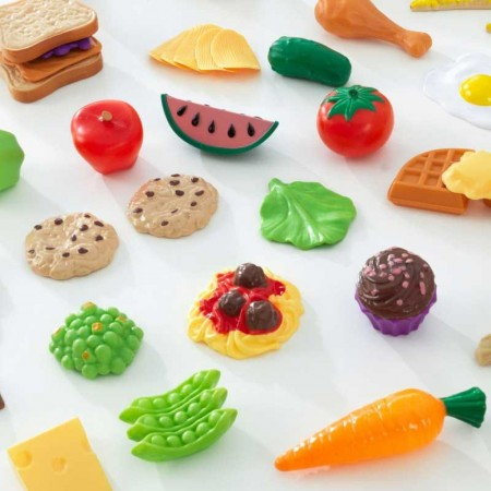 Set de joaca 65 piese Alimente Diverse