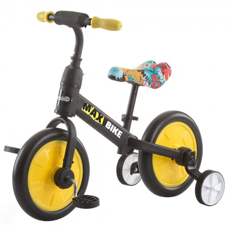 Bicicleta Chipolino Max Bike yellow