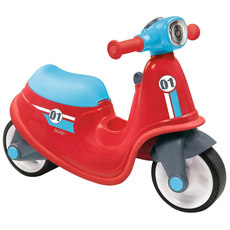 Scuter Smoby Scooter Ride-On red