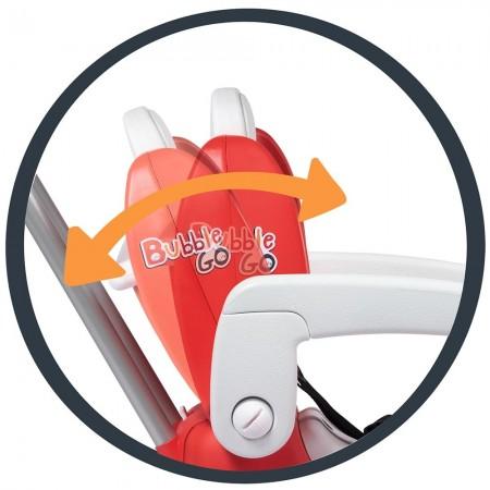 Masinuta de impins Smoby Bubble Go