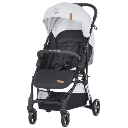 Carucior sport Chipolino Move On grey