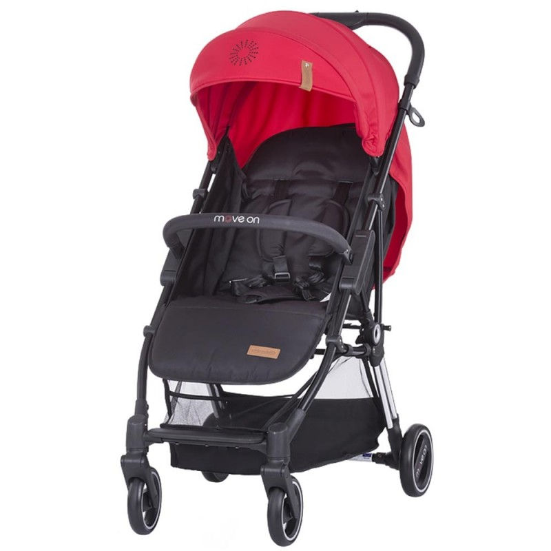 Carucior sport Chipolino Move On red