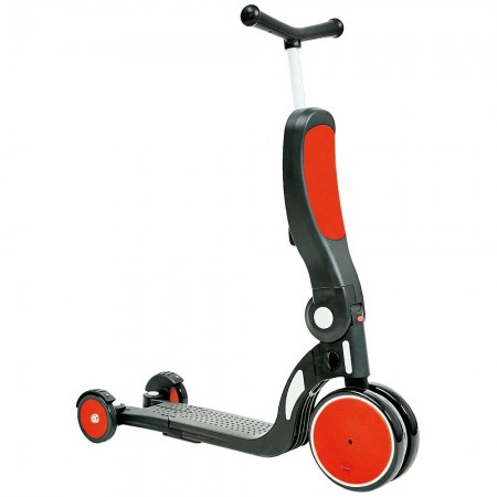 Bicicleta, tricicleta si trotineta Chipolino All Ride 4 in 1 red