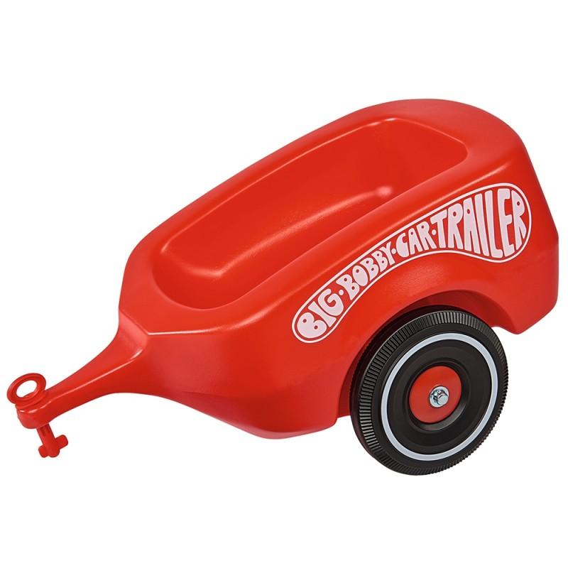 Remorca Big Bobby Car red