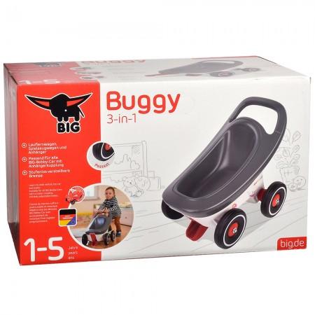 Carucior pentru papusi Big Buggy 3 in 1