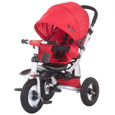 Tricicleta Chipolino Bolide red