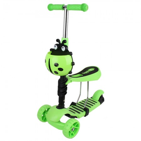 Trotineta Chipolino Kiddy Evo green