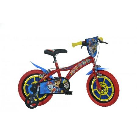Bicicleta copii 14'' - PAW PATROL Dino Bikes