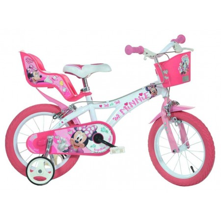 Bicicleta copii 14'' MINNIE Dino Bikes