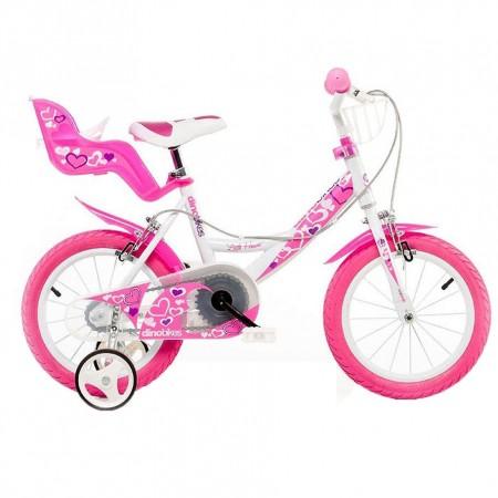 Bicicleta copii 14'' RN Dino Bikes
