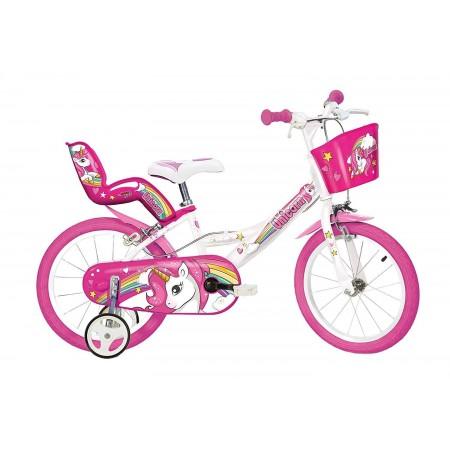 Bicicleta copii 16'' - UNICORN Dino Bikes