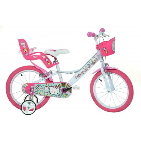 Bicicleta copii 16'' Hello Kitty Dino Bikes