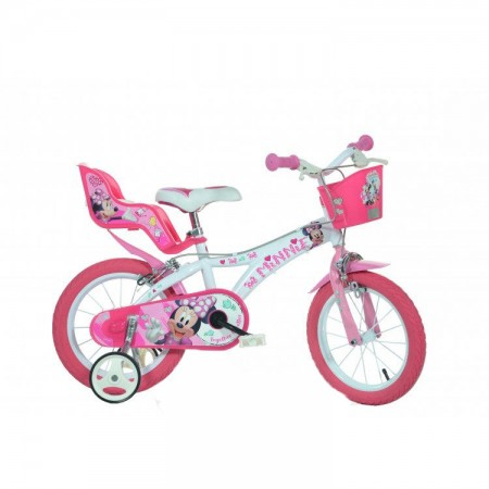 Bicicleta copii 16'' MINNIE Dino Bikes