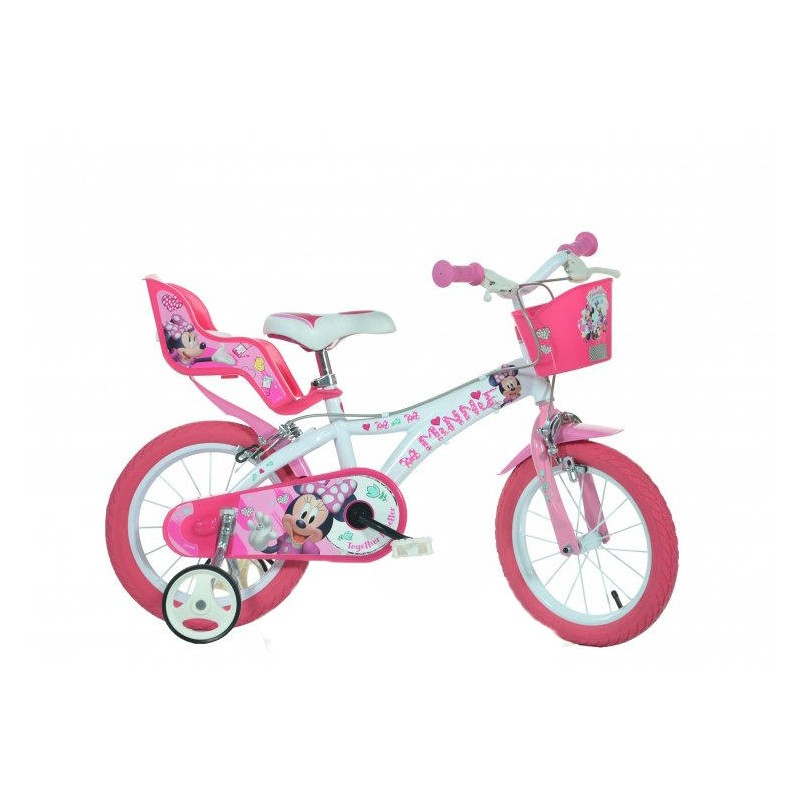 Bicicleta copii 16'' MINNIE Dino Bikes