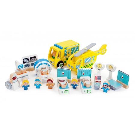 Set spital cu accesorii Tidlo