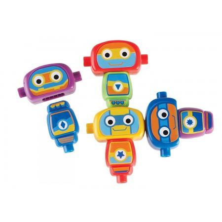 Set de constructie - Gears! Fabrica de robotei Learning Resources