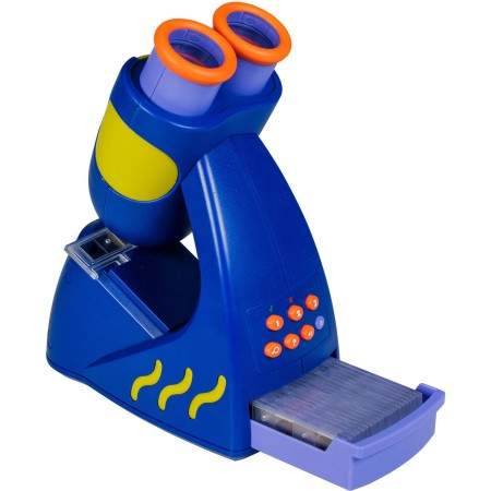 Geosafari - Microscopul vorbitor Educational Insights