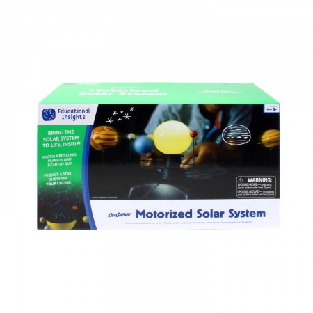 Sistem solar motorizat Educational Insights