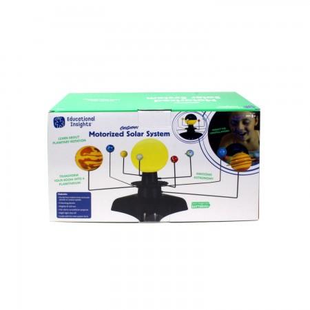Sistem solar motorizat Educational Insights