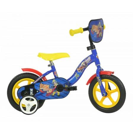 Bicicleta copii 10'' - POMPIERUL SAM Dino Bikes