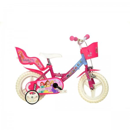 Bicicleta copii 12'' Princess Dino Bikes