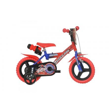 Bicicleta copii 12'' Spiderman Dino Bikes