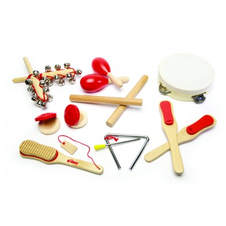 Set muzical - 14 instrumente Tidlo