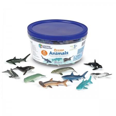 Set de sortat - Animalute din ocean Learning Resources