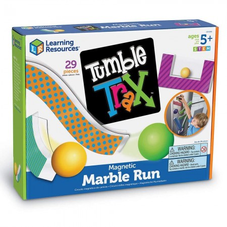 Joc de logica STEM - Tumble Trax Learning Resources