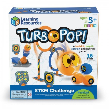 Set STEM -Turbo Pop Learning Resources