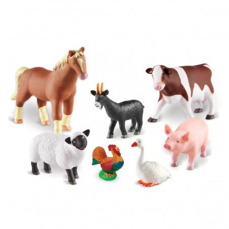 Joc de rol - Animalute de la ferma Learning Resources