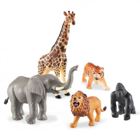 Joc de rol - Animalute din jungla Learning Resources