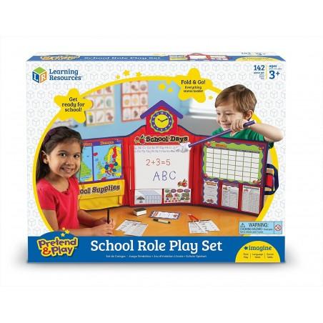 Joc de rol - setul micului profesor Learning Resources