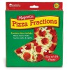 Pizza fractiilor cu magneti Learning Resources